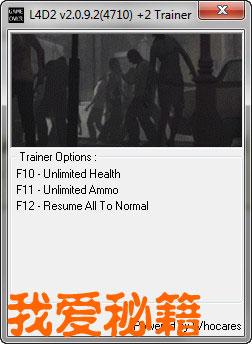 ...求生之路2》秘籍   《求生之路2》l4d2 v2.0.0.1/5/6修改器...