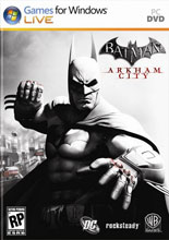 蝙蝠侠:阿卡姆之城