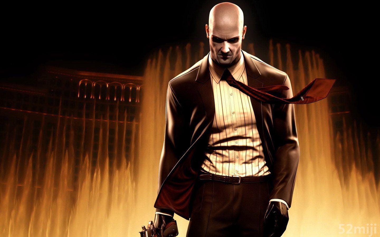杀手5:赦免游戏截图壁纸