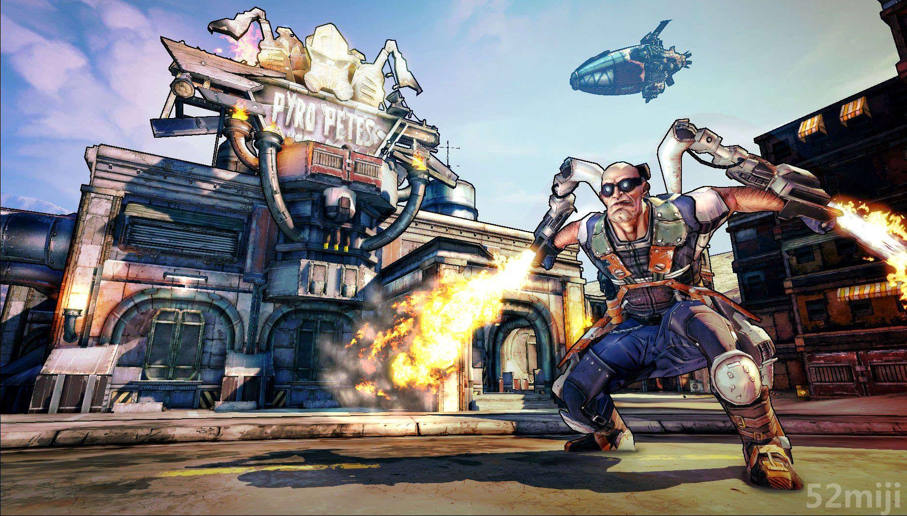 无主之地2:托格先生的屠杀大战游戏截图壁纸 - 我爱
