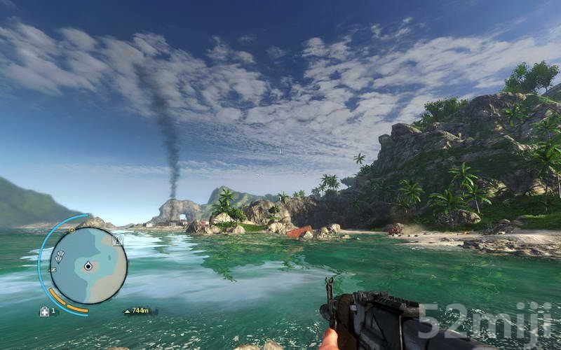 《孤岛惊魂3》极限画质补丁sweetfx v1.3及黑屏解决方法