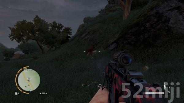 孤岛惊魂3  重型敌人一枪飞