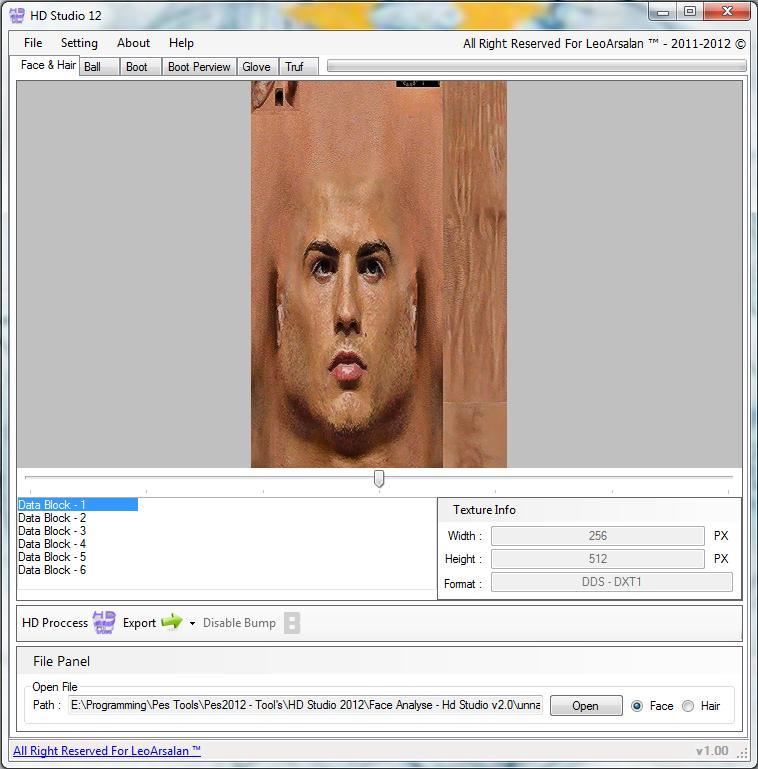 编辑器 s > 文章内容  export texture(s) in 4 format & 3 format
