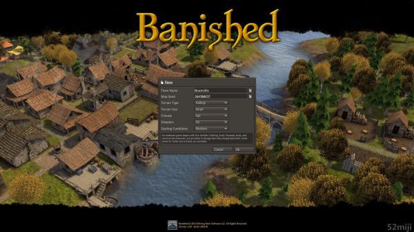 放逐之城(banished)