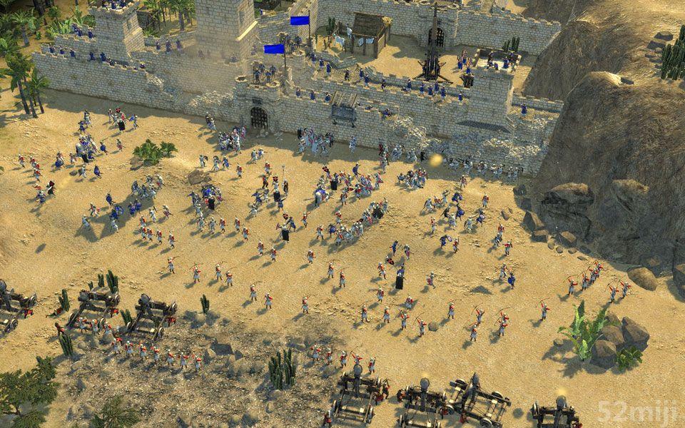 要塞:十字军东征2 stronghold crusader 2