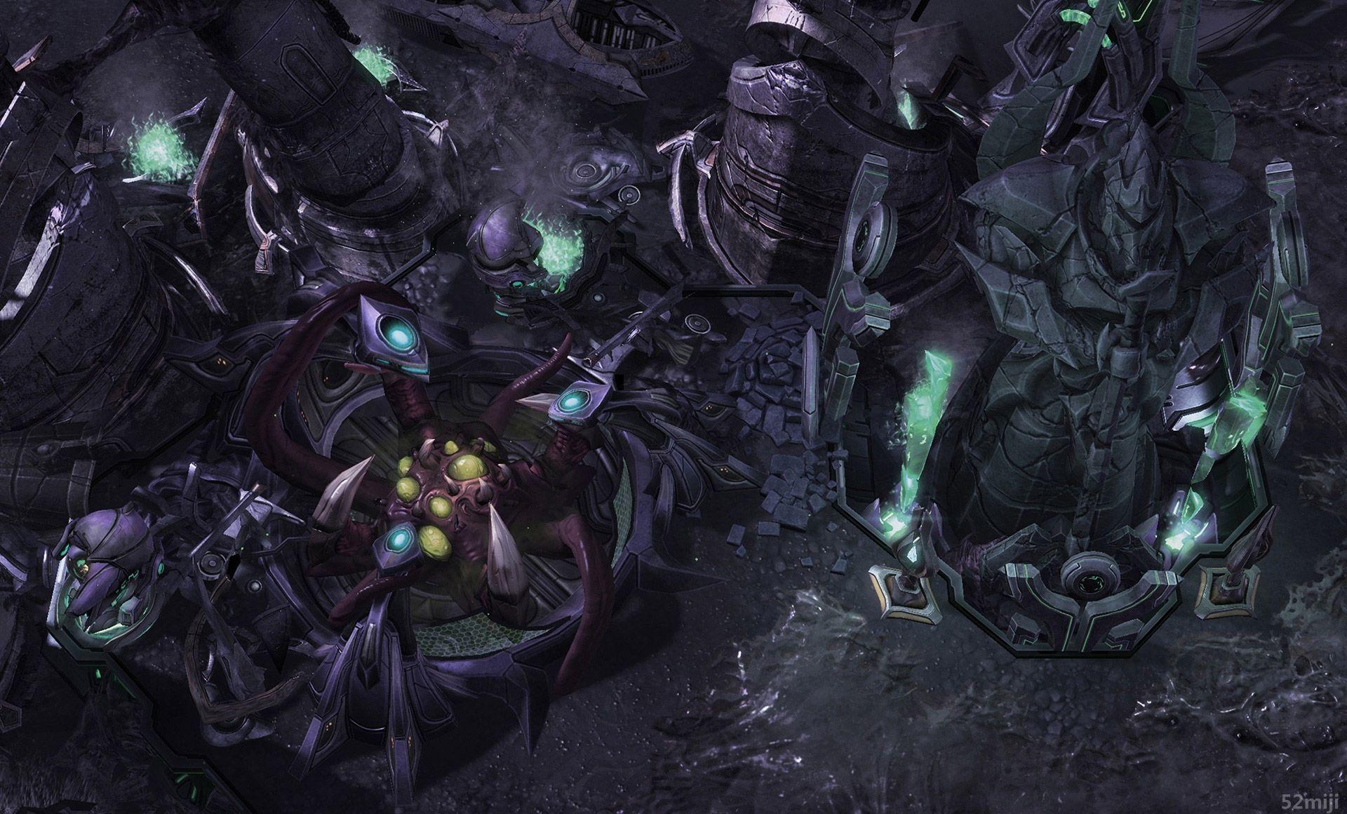星际争霸2:虚空之遗游戏截图壁纸