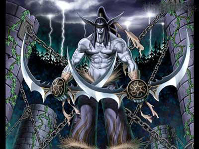 遗忘法师魔兽争霸35可怕的音乐 魔兽争霸大法师炫图或壁纸