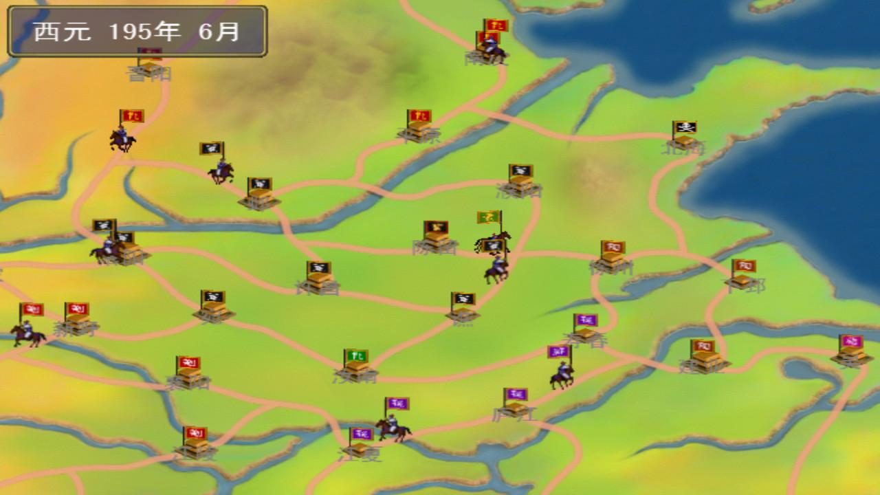 三国地图手绘步骤