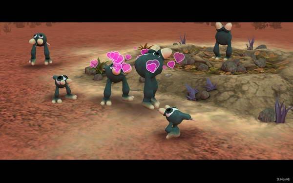《攻略》攻略孢子详细动物(图)格兰迪阶段砖搬图片