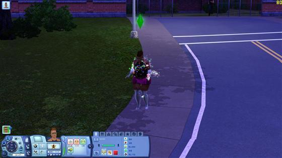 《模拟人生3》女恐怖部分黑妹养成名流(多图)第四攻略攻略巨星分子图片