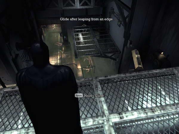 《蝙蝠侠:疯人院》详细图文攻略