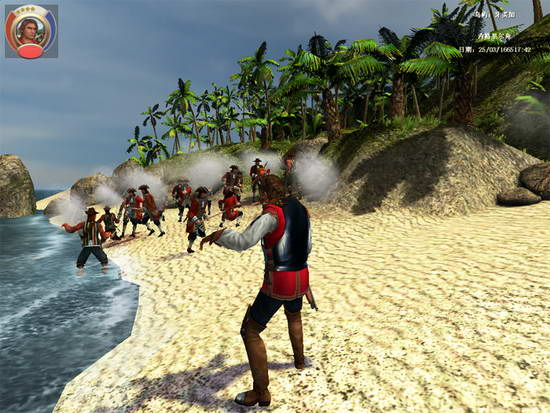 《沉船路线2:时代之城》荷兰海盗任务攻略-我thebox43游戏攻略图片