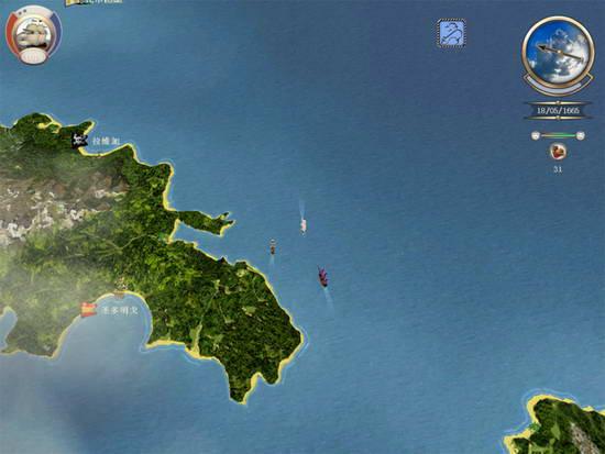 《沉船海盗2:时代之城》路线摩根海盗任务攻略影魅口袋妖怪攻略秘籍图片