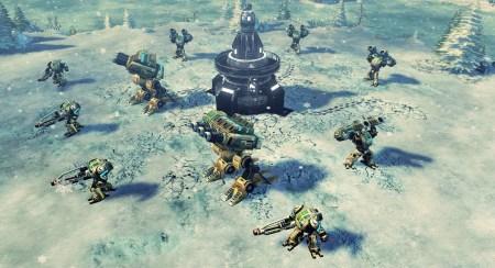 游戏专区 命令与征服4 > 文章内容  5,别忘了你的步兵队!