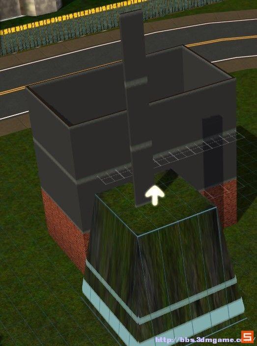 模拟人生3 建房技巧分享 图