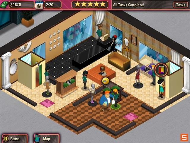 精品大道 游戏评测 令人兴奋服装店模拟游戏 高清图片