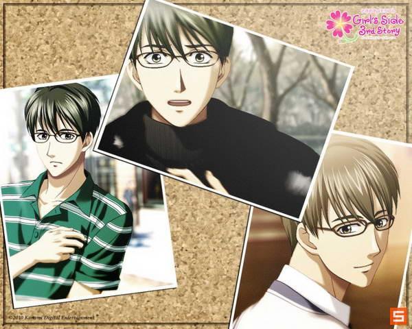 PSP版《心跳回忆GS3:攻略版第三段女生》非黄山风景区住宿故事图片