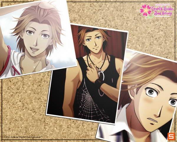 PSP版《心跳回忆GS3:秘籍版第三段女生》非通关游戏故事放置奇兵图片