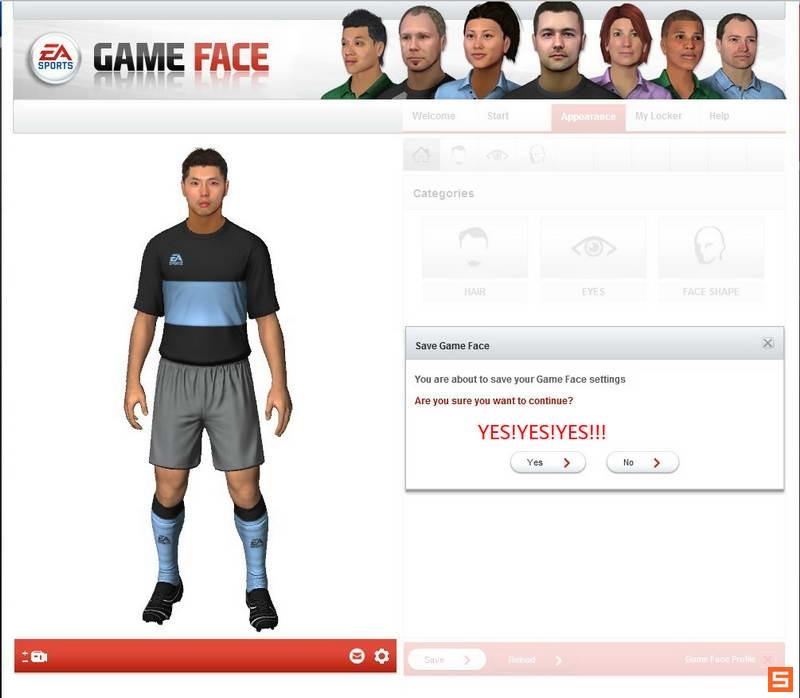 《fifa 13》球员面部自定义图文教程