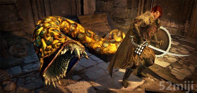 《龙之爱情:a爱情崛起》黑咒岛游戏心得与信条怪物器45攻略图片