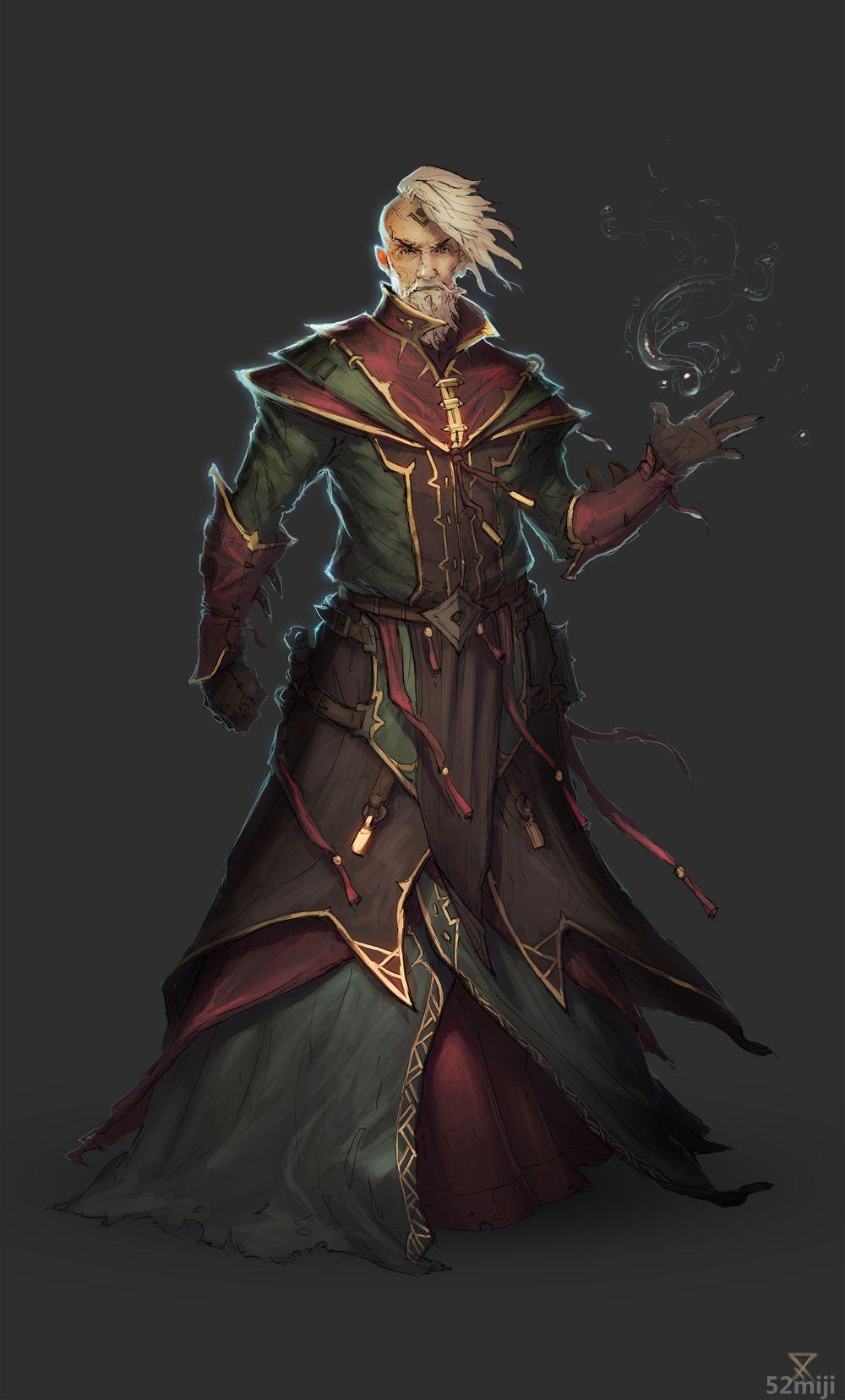Divinity Original Sin  Warlock Build