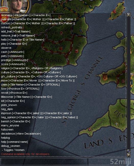 《十字军之王2》CK2秘籍指令/事件/修改大全|Crusader Kings II