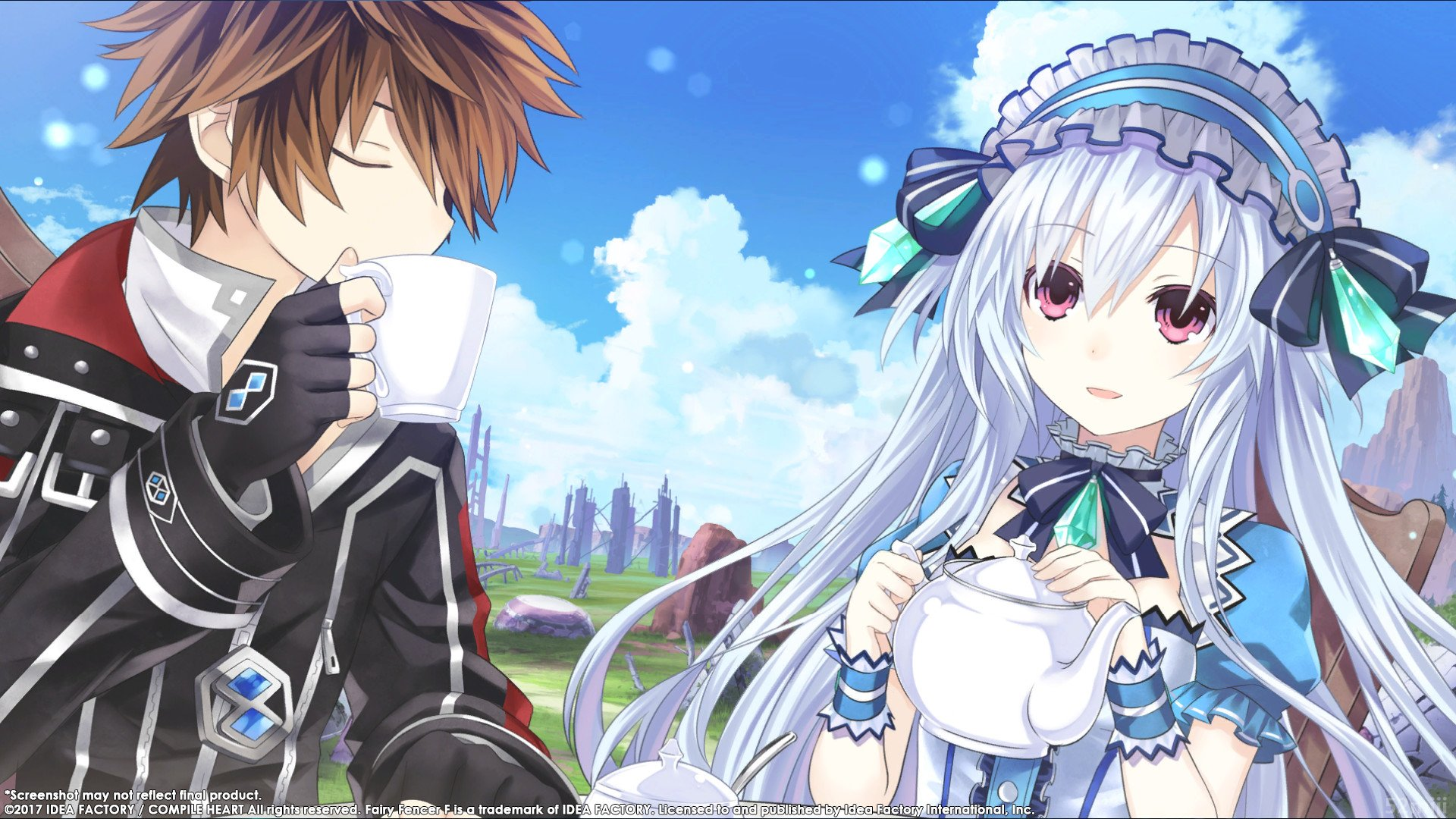 妖精剑士f:邪神降临 fairy fencer f: advent dark force